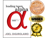 Leading Team Alpha Book
